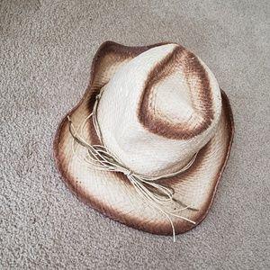 Cowgirl Hat NWT